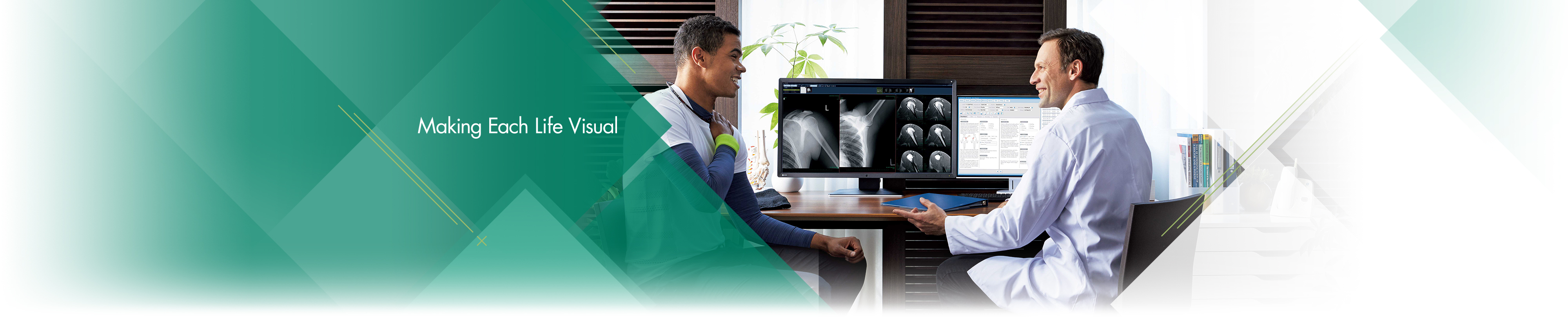 Healthcare Diagnostics and Examinations | EIZO
